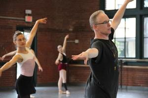 dance ballet class choreographer jorma elo