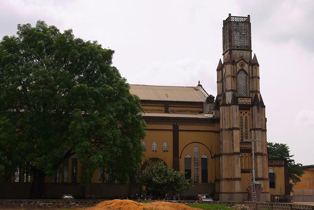 Blog de lisezmoi : Hello! Bienvenue sur mon blog!, Le Bénin : Porto-novo