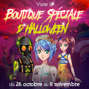 L'event Halloween 2015