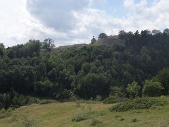 Zoom sur la citadelle de Montlouis
