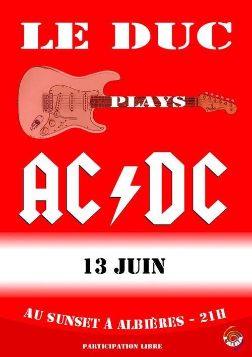 Concert à Albières le 13