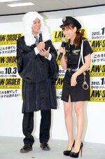 Miki Fujimoto LAW&ORDER