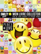 Smiley-Mon livre collector Peace and Love