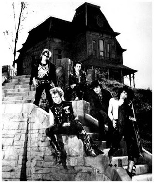 Live: Lords of the New Church - Lyon Tape n° 199 - 6 Novembre 1988