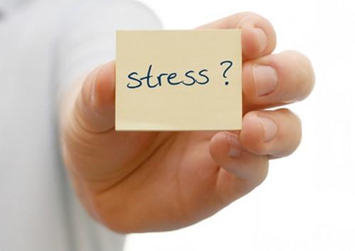 Etre un peu stressé peut être bon