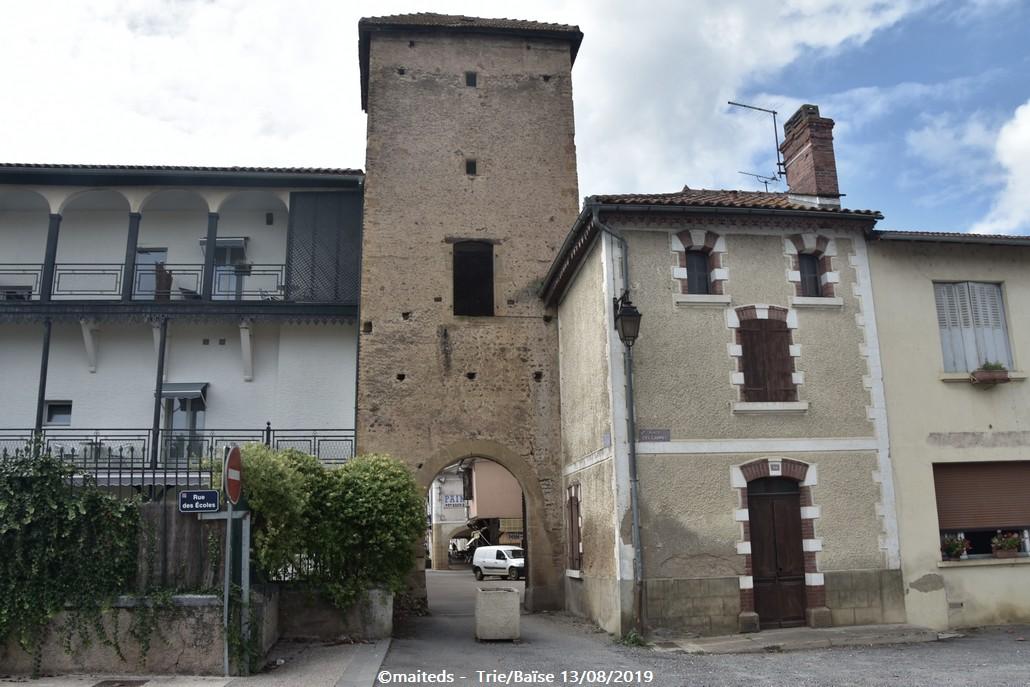 Trie-sur-Baïse (65)