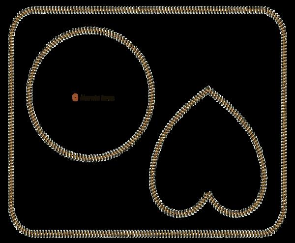 Cadres bijoux et coutures