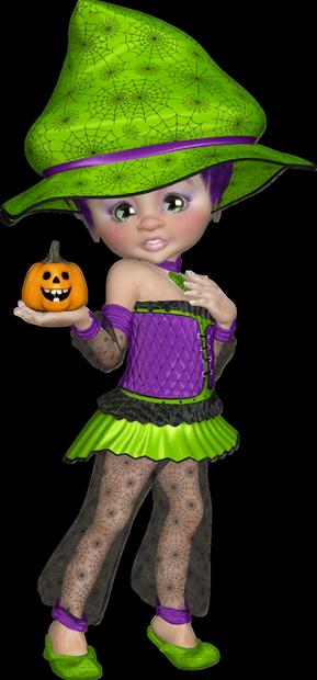 Tubes cookies Halloween