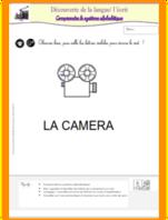 Cinéma - Les fiches lecture