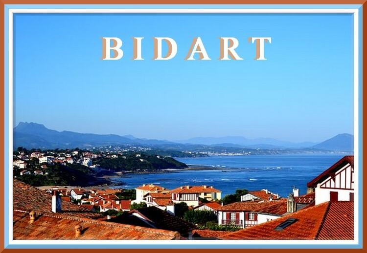 Bidart  (Pyrénées-Atlantique)