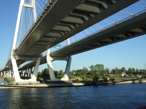 Croisière Russie- N°2- St Petersbourg- jour 2- On quitte le port !