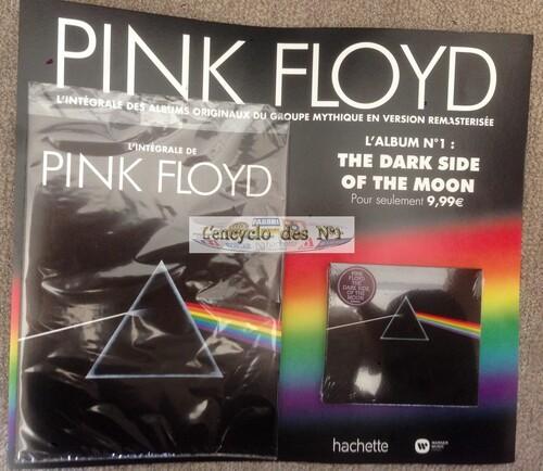 N° 1 L'intégrale de Pink Floyd