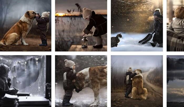 Ces Photos Semblent Tout Droit Sorties D'un Rêve -  Il N'Y A Pas De Mots Pour Les Décrire -