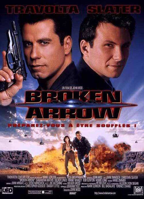 "Bonsoir a l'honneur : "" Broken Arrow """