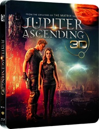[Blu-ray 3D] Jupiter : le destin de l'Univers