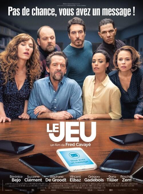 Découvrez la bande-annonce du nouveau film de Fred Cavayé : LE JEU - Le 17 octobre 2018 au cinéma