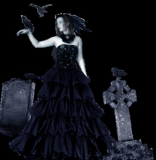 Femmes gothiques (ou autre personnage ) 1