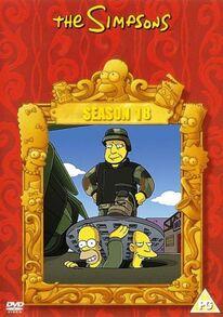 2007 -Les Simpson S18 24 minutes