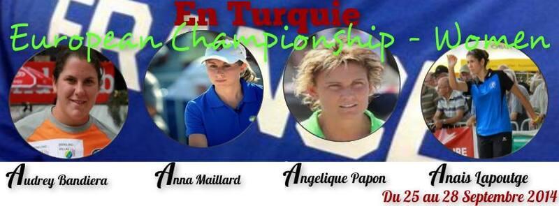 Sélections équipes France Féminines