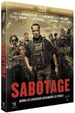 [Blu-ray] Sabotage