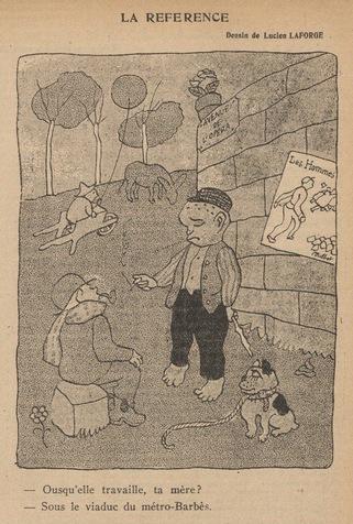 L'Homme du Jour 1912