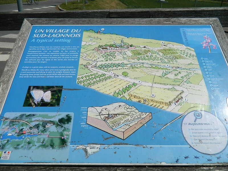 Abbaye de Vauclair et Voie verte de l'ailette