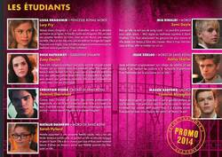 Vampire Academy, le 5 mars 2014 au cinéma. Sexe, sang et coups bas : découvrez le yearbook et la BANDE ANNONCE !