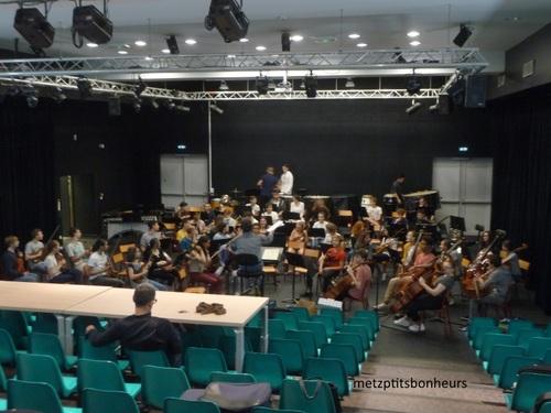 Conservatoire Gabriel Pierné.