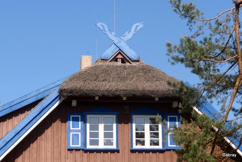 Lituanie, presqu'île de Courlande : Nida ... n 2