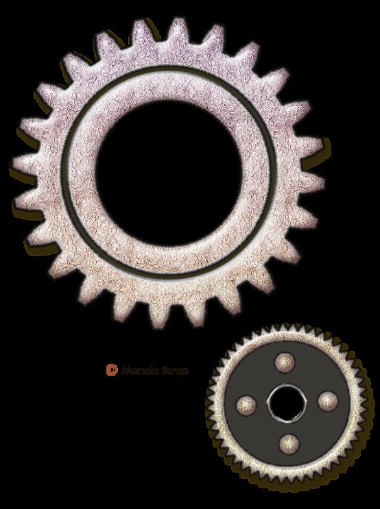 Rouages d'horlogerie pour le scrap digital pur relief - page 6