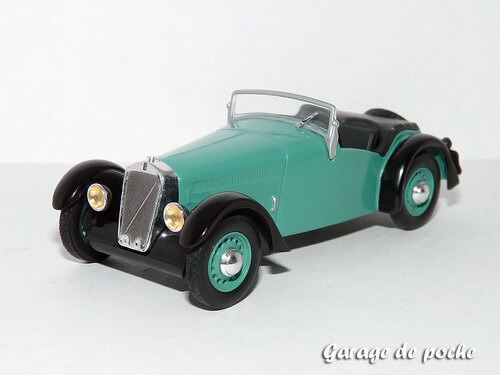 Georges Irat OLC3 Roadster 1938
