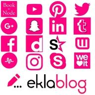 Packs icônes de réseaux sociaux