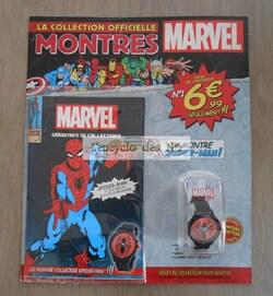 N° 1 Montres Marvel - Test