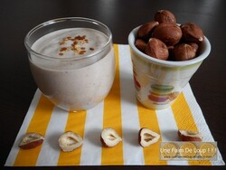 Crème dessert aux Oreo