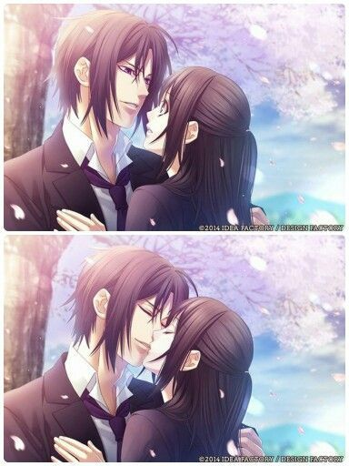 hakuouki hijikata and chizuru - Google Search: