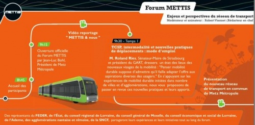 Forum Mettis à l'Arsenal (13 mars 2011)