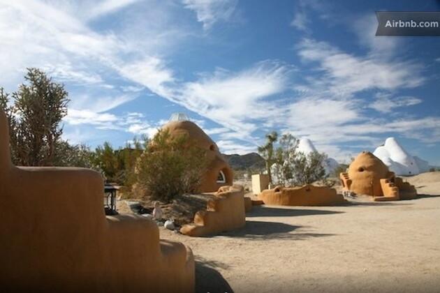 Un pod dans le désert de Joshua Tree, 192 euros