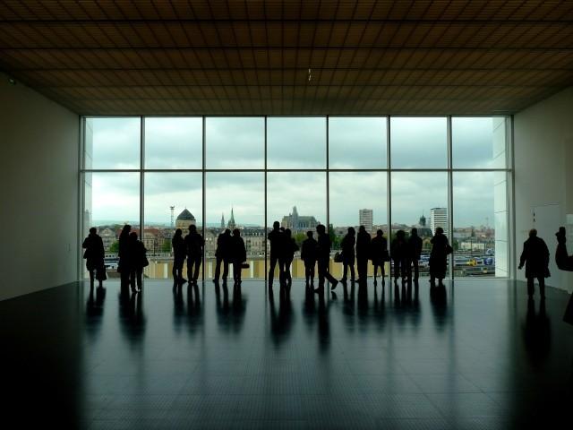 Galeries du Centre Pompidou-Metz 1 Marc de Metz 29 02 2013