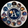 Patch des missions Apollo