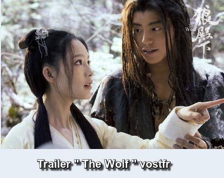 """Épisodes """" The Wolf """""""