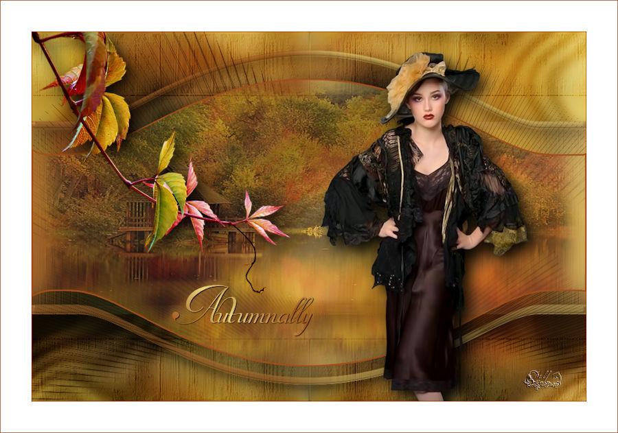 Autumnally