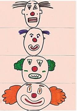 Jeu des clowns - TPS-PS
