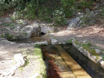 La source Saint-Martin