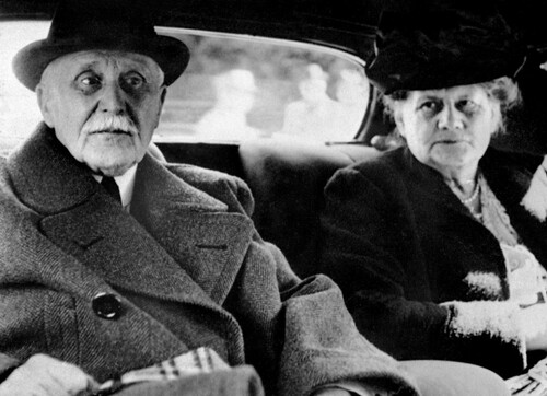 Pétain, le coureur de jupons antisémite