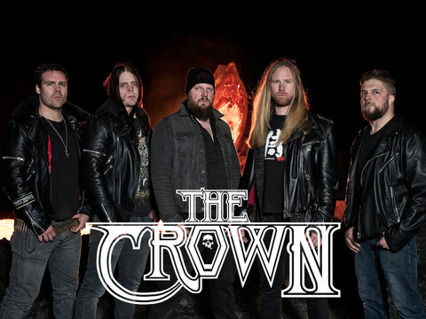 "THE CROWN - ""Cobra Speed Venom"" (Clip)"