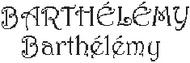 Dictons de la St Barthélémy + grille prénom !