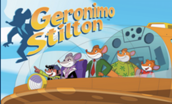 geronimo stilton couverture