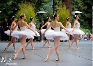 dance ballet outdoor opera ballet public