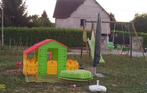 Grenouille et la nouvelle maison