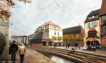 Projet Extension du Musée Unterlinden